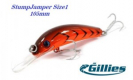 Воблеры GILLIES StumpJumper Size 1 105mm