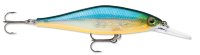Воблеры RAPALA SHADOW RAP SHAD DEEP 1,5-1,8м, 9см 10гр, медл. всплыв.