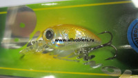 Воблер Angler's Republic BUGMINNOW 25MR, 25мм, 1.3 гр., цв. AY