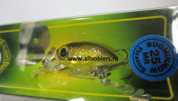 Воблер Angler's Republic BUGMINNOW 25MR, 25мм, 1.3 гр., цв. GB