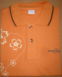 Футболка Sakura Polo Orange