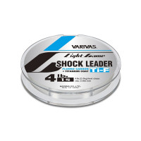 Зимняя леска Varivas Light Game Shock Leader Ti-Fluoro #1.2 (2.5кг) 30м
