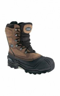 Ботинки Baffin Evolution Worn Brown коричневые