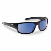 Очки Fly Fish 7709BSB Shoal Matte Black Smoke/Blue Mirror