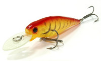 Воблеры LUCKY CRAFT Bevy Shad MK-ll 60SP 165 Ghost Fire Craw*