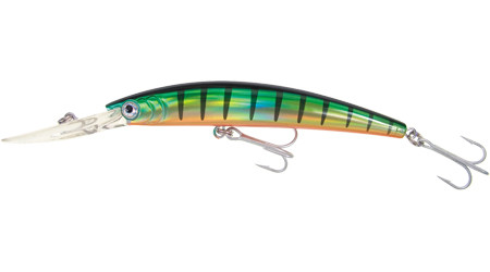 YOZURI R1136HRSN Crystal Minnow DD Floating 5-1//4 Holographic Bronze Shiner for sale online