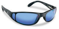 Очки Fly Fish 7722BS Rio Matte Black Smoke Blue Mirror