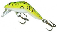Воблеры REBEL Wee Frog 5 см 10.5 гр Chartreuse Frog F7179