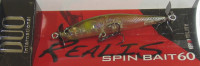 DUO-RSB-60-CD20  Воблер DUO Realis Spinbait, 60 мм., 4.5 гр., тонущ., #CD20