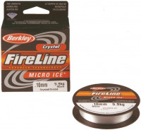 Плетенка зимняя Berkley Fireline Micro Ice Crystal 45 м 0.06 мм 4.4 кг 1127419