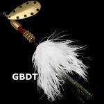 Блесна FISHYCAT BRETTON Maxi Tail - №6 / GBDT 16г