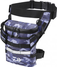 Сумка поясная Daiwa Emeraldas Tactical Thigh Bag (A)-CM 7×22×28см
