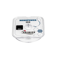 Леска MONOPOWER ICE 0,10mm/30m Clear Nylon PREMIER fishing (PR-MI-T-010-30)