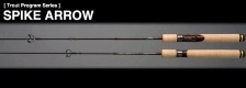 "Спиннинги NORIES TROUT PROGRAM ""SPIKE ARROW """