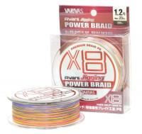 Шнур PE 8 Avani Jigging POWER BRAID X8 , 200M, #0.6