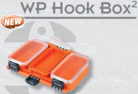 Коробка Sakura WP HOOK BOX 2 карманная BAET 0950022