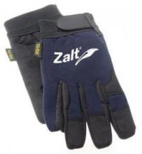 Перчатки защитные ZALT цвет синий, размер XL