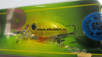 Воблер Angler's Republic BUGMINNOW 20MR, 20мм, 0.8 гр., цв. GCH